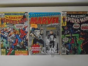 The Amazing Spider-Man 174, 175 featuring The: Wein, Len
