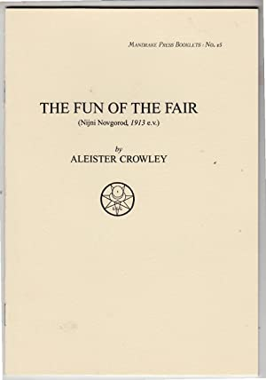 The Fun of the Fair   Mandrake: Crowley, Aleister