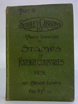 Stanley Gibbons Limited: Priced Catalogue of Stamps: No Author Specified