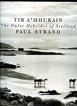Tir A'Mhurain. The Outer Hebrides of Scotland: Strand, Paul &