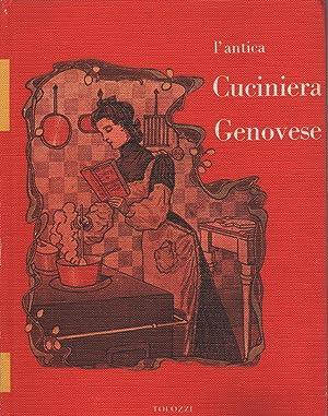 L'antica Cuciniera Genovese: AA. VV.