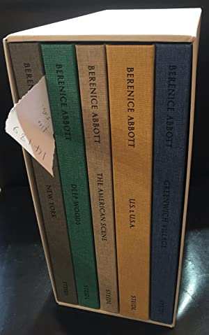 The Unknown Berenice Abbott (5 vols.)