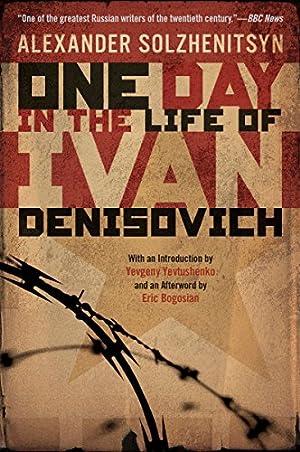 One Day in the Life of Ivan: Solzhenitsyn, Alexander