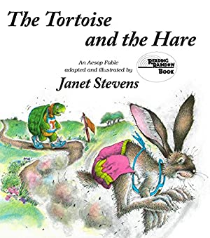 The Tortoise and the Hare: An Aesop: Janet Stevens