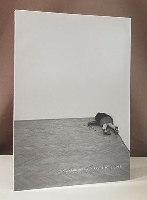 Hannelore Reuen. Ausstellungsbuch.: Schneider, Gregor.