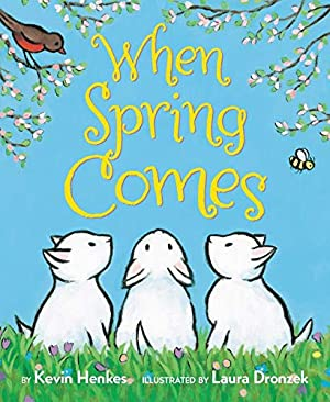 When Spring Comes Board Book: Henkes, Kevin