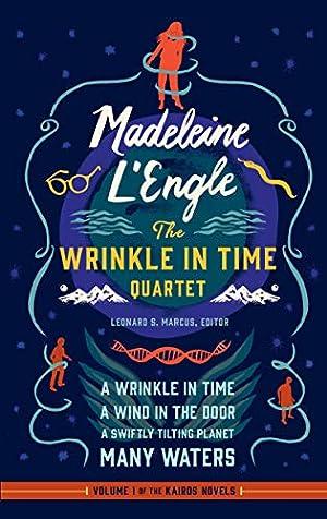 Madeleine L'Engle: The Wrinkle in Time Quartet: L'Engle, Madeleine