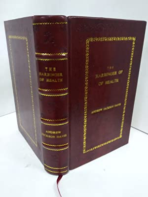 The Barbers' Manual 1911 [FULL LEATHER BOUND]: A. B. Moler