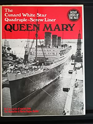 The Cunard White Star Quadruple Screw Liner