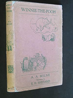 Winnie-the-Pooh: A.A. Milne: Illustrated