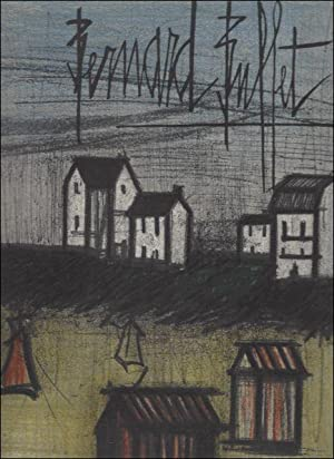 Bernard Buffet Lithographs 1952-1966; Catalogue Compiled By: Fernand Mourlot, Preface