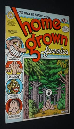 Home Grown Funnies: Crumb R.