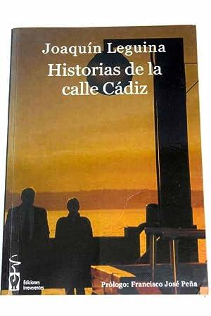 Historias de la calle Cádiz: Leguina, Joaquín
