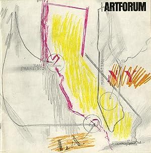 Artforum. March 1964, volume 2, number 9.: Coplans, John, ed.