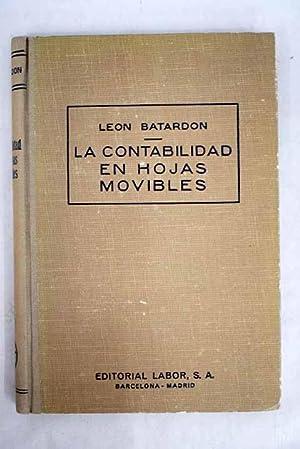 La contabilidad en hojas movibles: Batardon, Léon