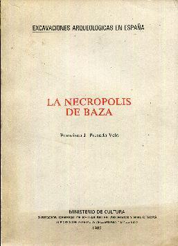 La necrópolis de Baza: Presedo Velo, Francisco