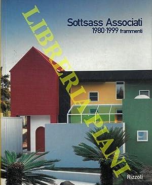 Sottsass Associati 1980-1999. Frammenti.: CARBONI Milco) -