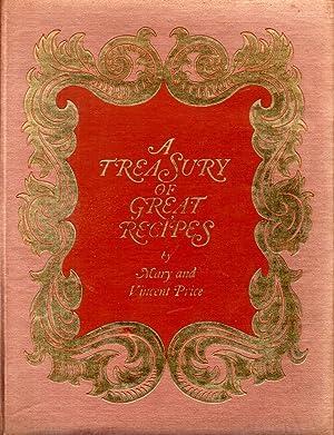 Treasury of Great Recipes: Price, Mary and