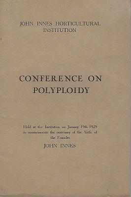 Conference on Polyploidy