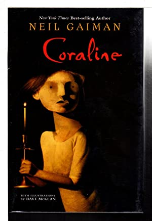 CORALINE.: Gaiman, Neal (illustrations