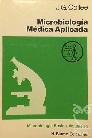 Microbiología médica aplicada: J. G. Collee