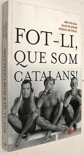 FOT-LI, QUE SOM CATALANS: BRU DE SALA