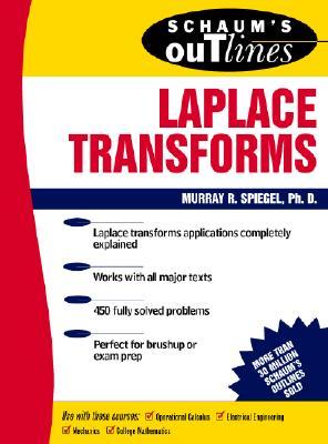 Schaum's Outline of Laplace Transforms (Paperback or: Spiegel, Murray