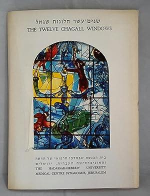 The Twelve Chagall Windows.: CHAGALL, Marc.