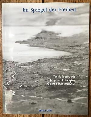 Im Spiegel der Freiheit : ausgewahlte Positionen: Yannis Tsarouchis, Stephen