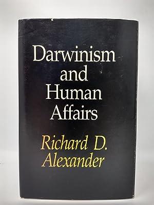 DARWINISM AND HUMAN AFFAIRS: Alexander, Richard D.