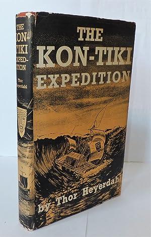 The Kon-Tiki Expedition: Thor Heyerdahl