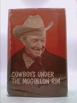 Cowboys Under the Mogollon Rim