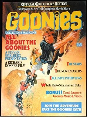 The Goonies Official Collectors Edition