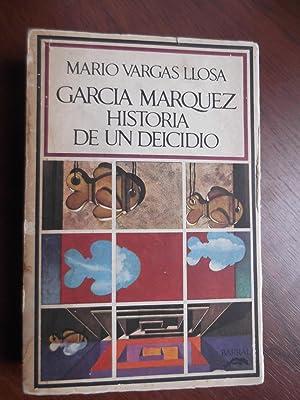 Imagen del vendedor de García Marquez Historia De Un Deicidio a la venta por Libreria Babel