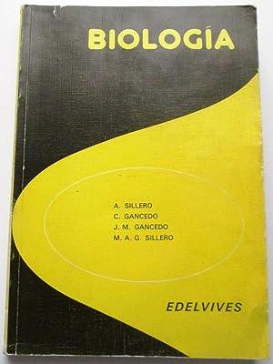 BIOLOGIA.: SILLERO, A/ GANCEDO,