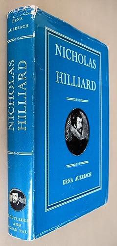 Nicholas Hilliard.: Auerbach, Erna.