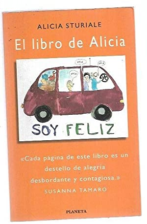 Imagen del vendedor de LIBRO DE ALICIA - EL a la venta por Desván del Libro / Desvan del Libro, SL