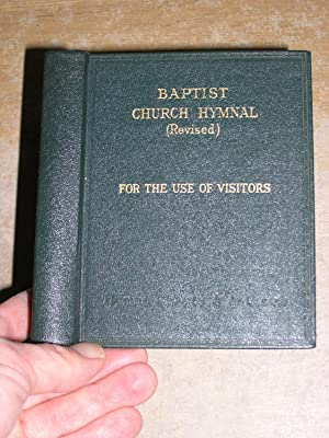 Baptist Church Hymnal (Revised) 1933 + Chants