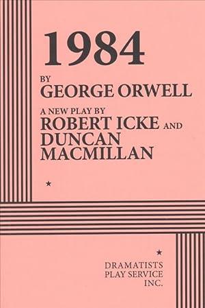 1984: Orwell, George/ Icke,