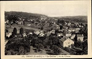 Ansichtskarte / Postkarte Orsay Essonne, Le Guichet,