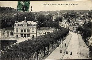 Ansichtskarte / Postkarte Orsay Essonne, Hotel de