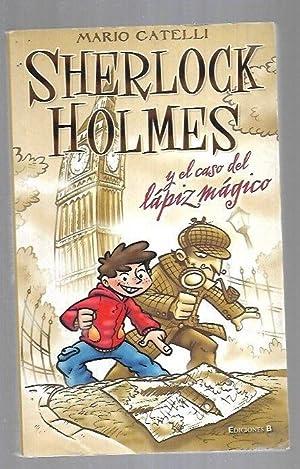 SHERLOCK HOLMES Y EL CASO DEL LAPIZ: CATELLI, MARIO