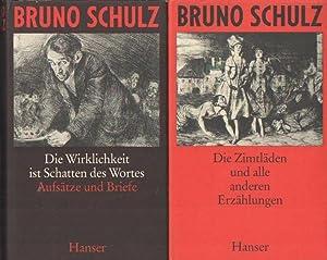 Gesammelte Werke in zwei Bänden. Herausgegeben von: Schulz, Bruno