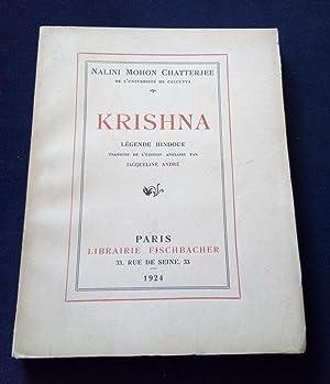 Krishna - Légende Hindoue: Nalini Mohon Chatterjee
