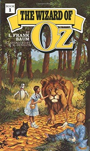 The Wizard of Oz: A Novel: Baum, L. Frank
