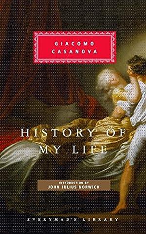 History of My Life: Casanova, Giacomo