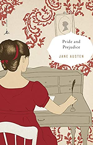 """Pride and Prejudice (Modern Library Classics): Jane Austen"""", """"Anna"""