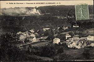 Ansichtskarte / Postkarte Orsay Essonne, Panorama du