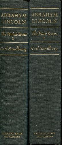 Abraham Lincoln Six Volumes: Sandburg, Carl