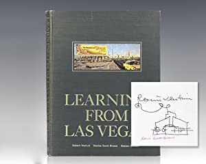 Learning From Las Vegas.: Venturi, Robert; Denise